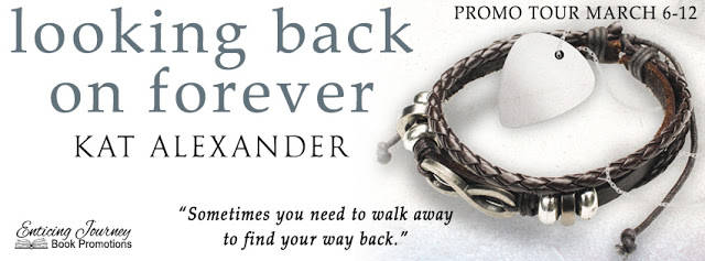 Promo Post and Giveaway:  Looking Back on Forever by Kat Alexander
