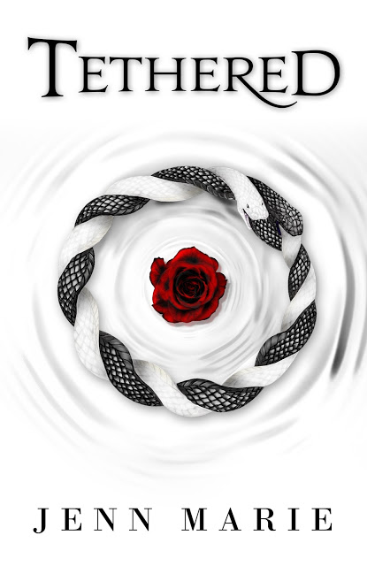 Cover Reveal:  Tethered (Intertwined series #2) by Jenn Marie