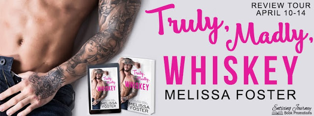 Review and Giveaway:  Truly, Madly, Whiskey by Melissa Foster