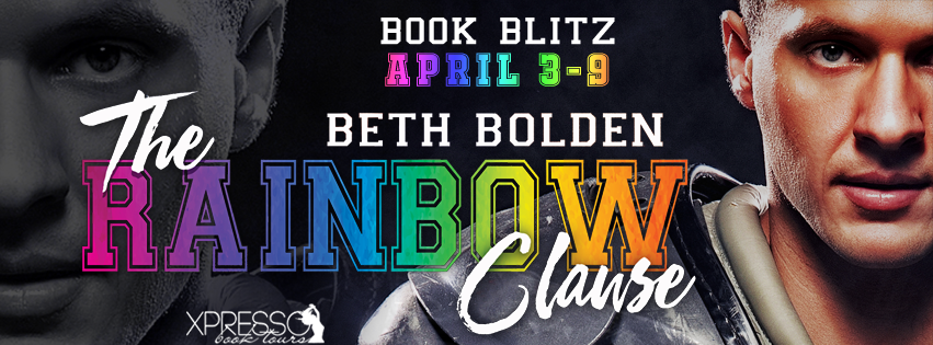 Book Blitz and Giveaway:  The Rainbow Clause by Beth Bolden