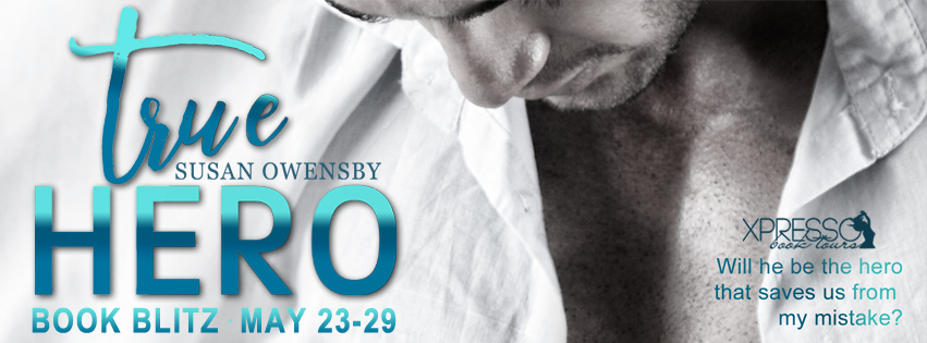 Book Blitz with Giveaway:  True Hero by Susan Owensby