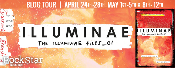 Paperback Release Blog Tour:  Review and Giveaway – Illuminae (The Illuminae Files #1) by Amie Kaufman and Jay Kristoff