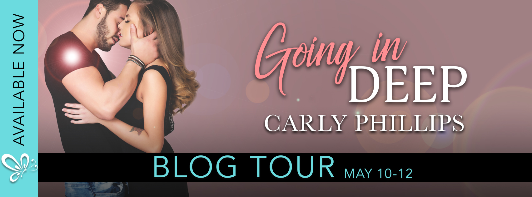 Promo Post with Excerpt:  Going in Deep by Carly Phillips