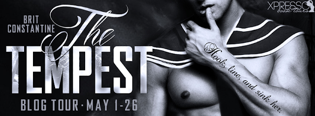 Review and Giveaway:  The Tempest by Brit Constantine