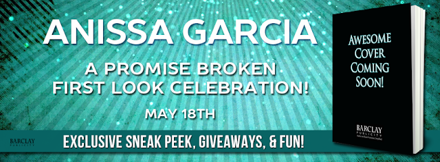Promo Post with Giveaway:  A Promise Broken (The Promise Series) by Anissa Garcia