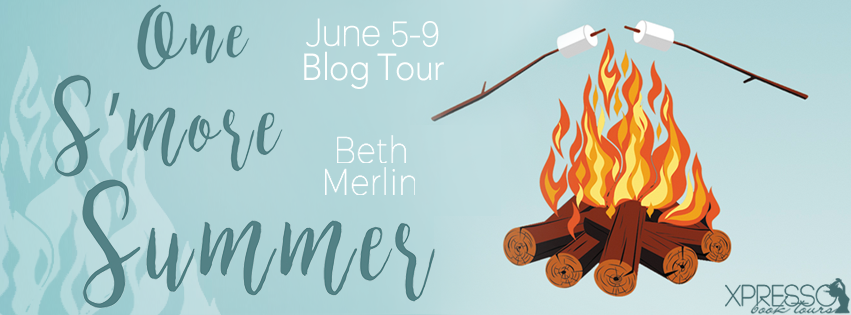 Blog Tour with Review and Giveaway:  One S'More Summer by Beth Merlin