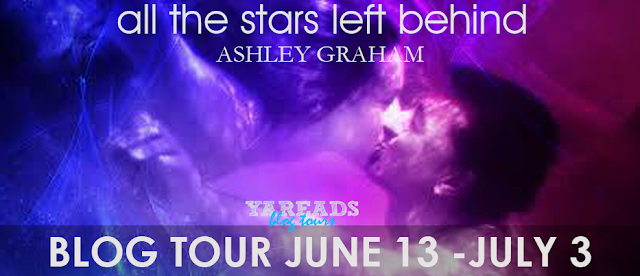 Blog Tour with Giveaway:  All the Stars Left Behind by Ashley Graham