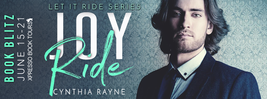 Book Blitz with Giveaway:  Joy Ride by Cynthia Rayne