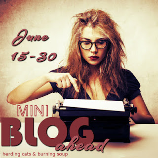 Mini Blog Ahead #2