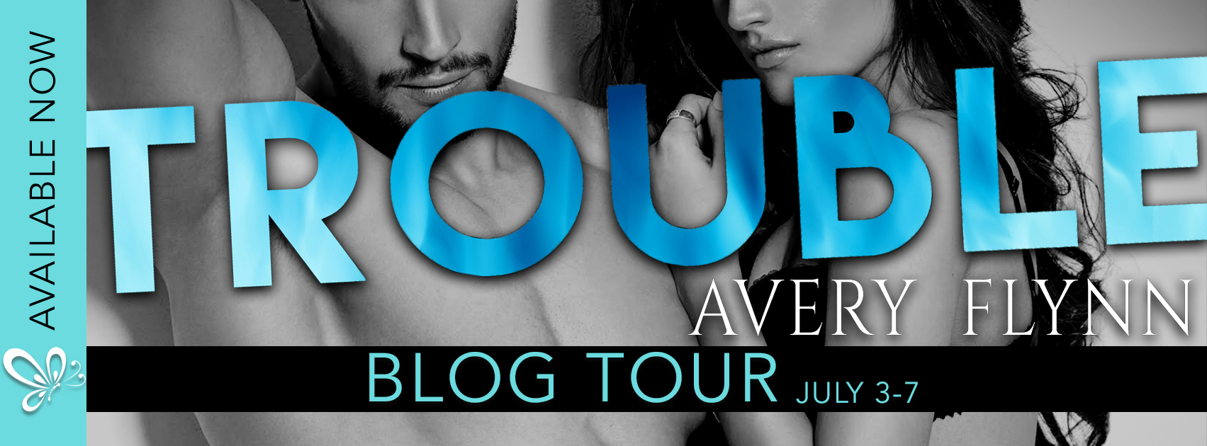 Blog Tour:  Trouble by Avery Flynn