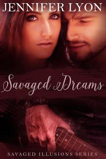 Review:  Savaged Dreams (Savaged Illusions Trilogy #1) by Jennifer Lyon