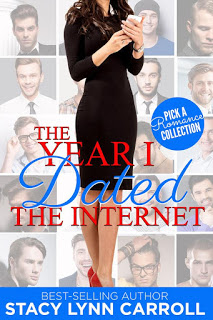 Book Blast with Giveaway:  The Year I Dated the Internet by Stacy Lynn Carroll