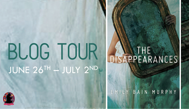 Blog Tour with Giveaway:  Five Senses or Ablities I Would Hate to Lose – The Disappearances by Emily Bain Murphy
