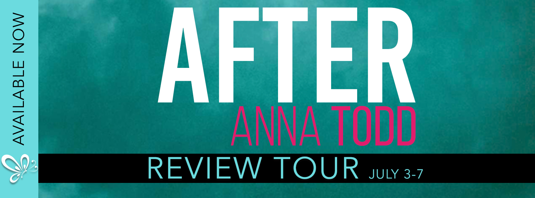 Blog Tour with Review:  After by Anna Todd