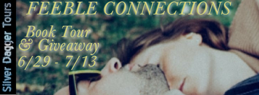 Book Tour with Giveaway: Feeble Connections (Love Connection Series #0.5) by Meghana Sarathy