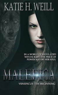 New Release:  Malefica by Katie H. Weill