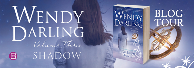 Blog Tour Review:  Wendy Darling Volume #3 – Shadow by Colleen Oakes