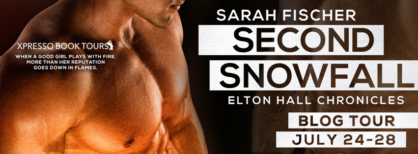 Blog Tour with Giveaway:  Second Snowfall (Elton Hall Chronicles #2) by Sarah Fischer