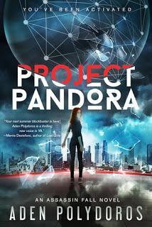 Review:  Project Pandora by Aden Polydoros