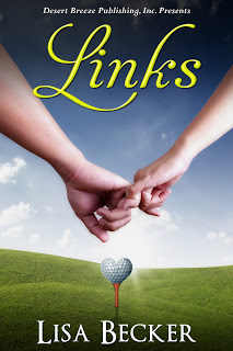 Review with Author Interview:  Links by Lisa Becker