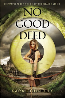 Review with Author Interview:  No Good Deed by Kara Connolly