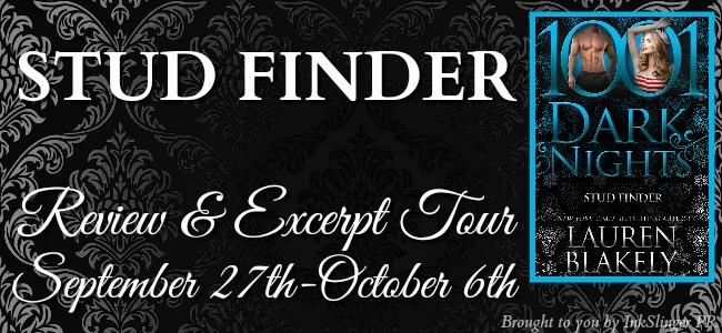 Blog Tour:  Stud Finder by Lauren Blakely