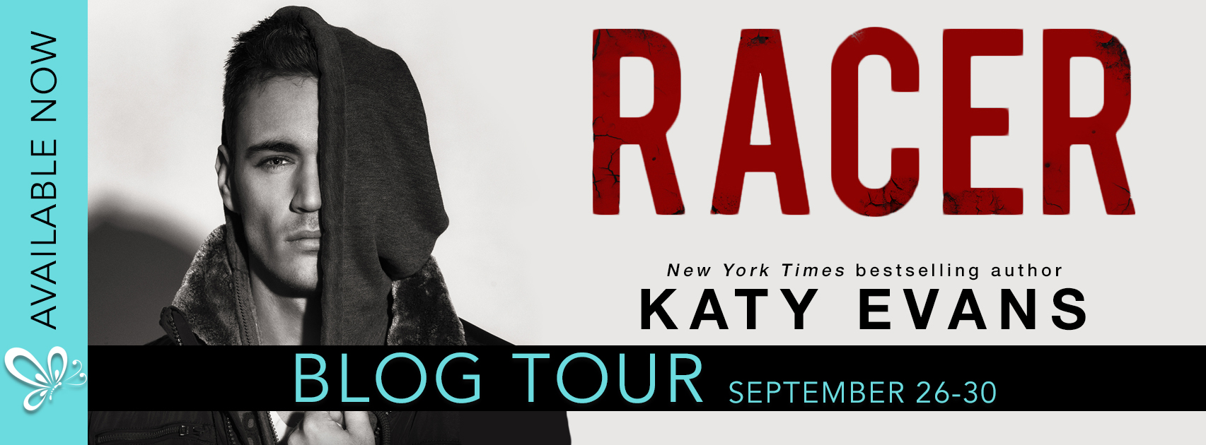 Blog Tour:  Racer by Katy Evans