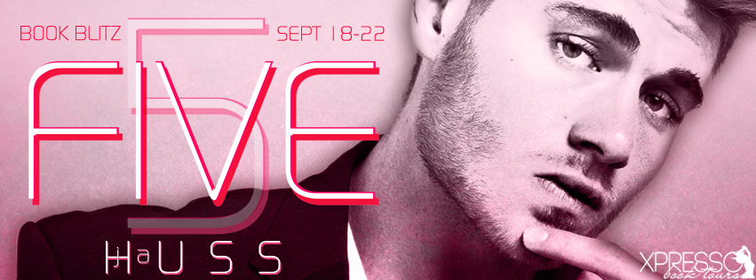 Book Blitz with Giveaway:  Five (Mister Series #0.5) by J.A. Huss