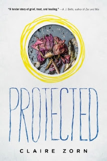 Review:  Protected by Claire Zorn