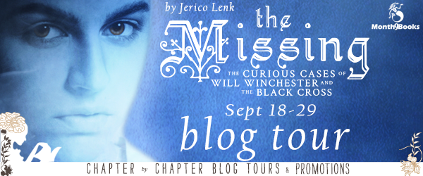 Guest Post with Giveaway: The Missing by Jerico Lenk