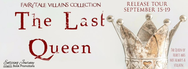 Promo Post with Giveaway:  The Last Queen (Fairytale Villains Collection #1) by Becca Alexandra