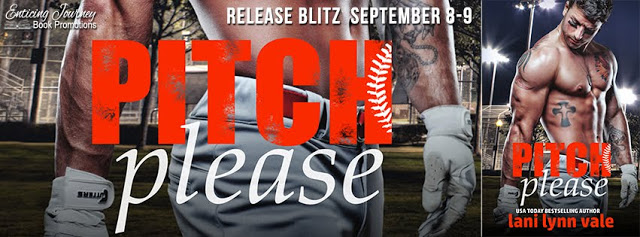 Release Blitz with Review:  Pitch Please (There's No Crying in Baseball series) by Lani Lynn Vale