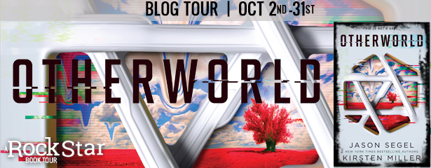 Blog Tour Review with Giveaway:  Otherworld by Jason Segel and Kirsten Miller