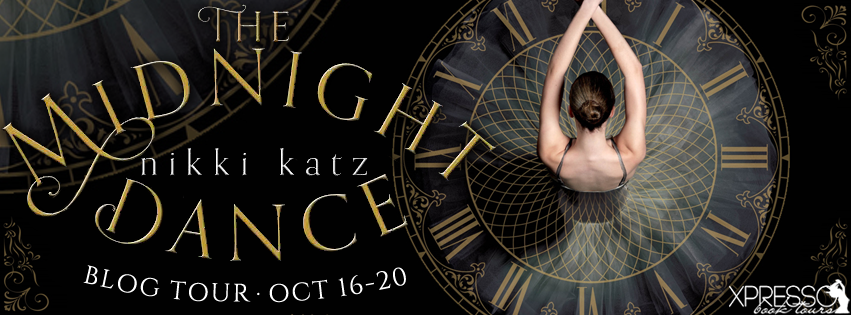 Author Interview with Giveaway:  The Midnight Dance by Nikki Katz