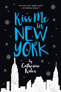 Review:  Kiss Me in New York by Catherine Rider