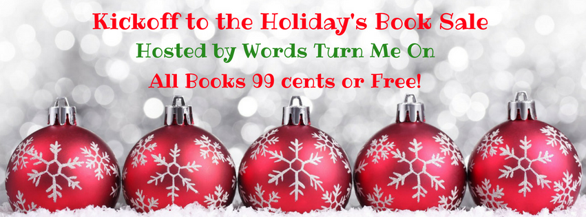 Kickoff to the Holidays Book Sale
