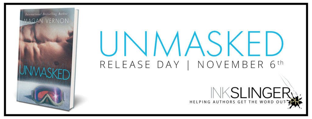 Release Day Blitz with Giveaway:  Unmasked by Magan Vernon
