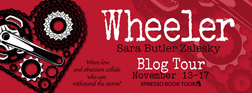 Blog Tour with Author Interview and Giveaway:  Wheeler by Sara Butler Zalesky