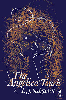 Promo Post with Author Interview:  The Angelica Touch by L.J. Sedgwick
