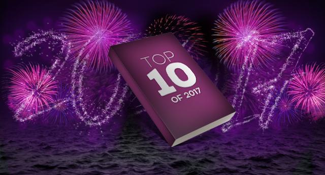 Top 10 of 2017 Day 4 – Best Book Boyfriends of 2017