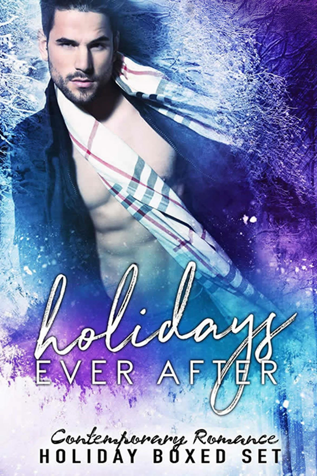 Release Blitz – Holidays Ever After:  Contemporary Romance Holiday Boxed Set
