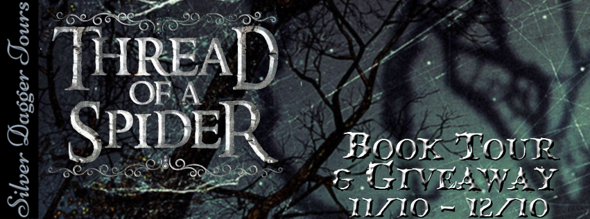 Book Tour with Giveaway:  Thread of a Spider by D.L. Gardner