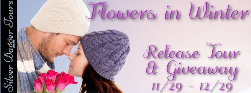 Release Tour with Giveaway:  Flowers in Winter (Hart of Rock and Roll #5) by Mary J. Williams