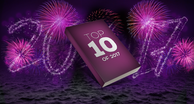 Top 10 of 2017 Day 1 – Best Books I've Read in 2017