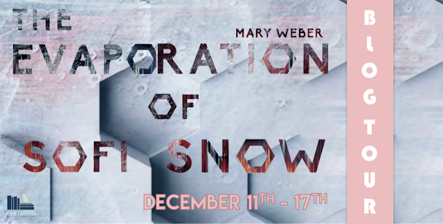 Blog Tour with Giveaway:  The Evaporation of Sofi Snow by Mary Weber