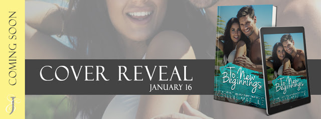 Cover Reveal:  To New Beginnings by Corinne Mazille