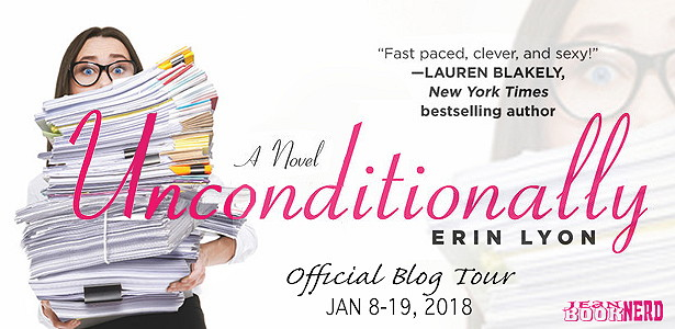 Blog Tour Review with Giveaway:  Unconditionally (Contract Killers #2) by Erin Lyon