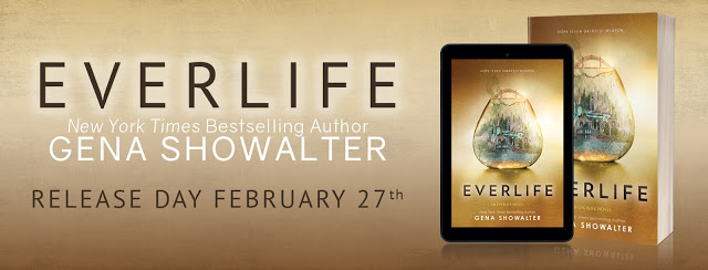 Release Day Launch Review with Giveaway:  Everlife (Everlife Trilogy #3) by Gena Showalter