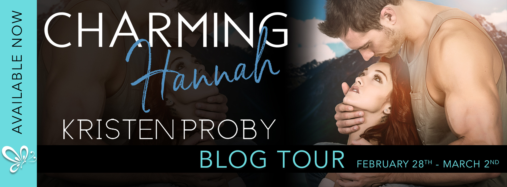 Blog Tour:  Charming Hannah by Kristen Proby