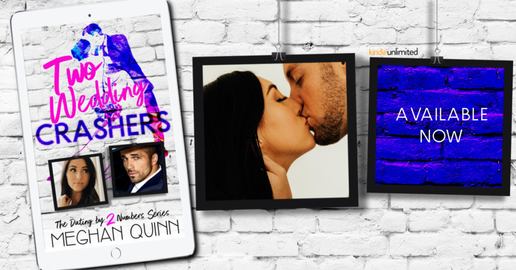 Blog Tour Review:  Two Wedding Crashers (Dating by Numbers #2) by Meghan Quinn